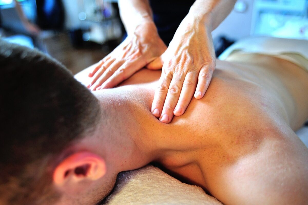 Registered massage therapy RMT downtown vancouver
